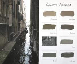 Colore Argilla Kleurenkaart