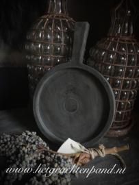Aura Peeperkorn Amuse plankje (grootste maat)onderzetter 25 cm dooesnede