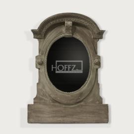 Hoffz spiegel Sheva maat W80x H120 cm