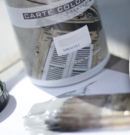 1 liter kalkverf (vermeld bij de bestelling in opmerking welke kleur