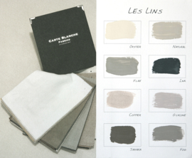 Les Lins Kleurenkaart