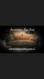 Amsterdam - Rijn bank
