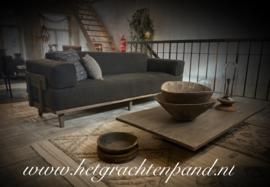 Hoffz  Oak houten lage Salon tafel (zwevend) maat 150x80