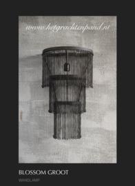 Hoffz wandlamp Blossom maat 59 x 33,5 (1768)