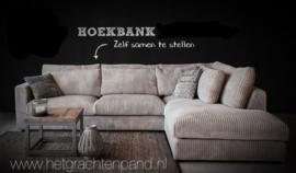 Amstel bank hoek (331x226) 2,5 zit met  longchair (links of rechts)