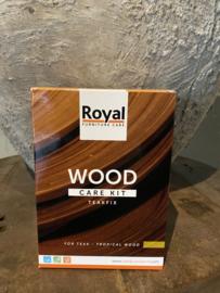 Teak fix (behoud natuurlijke kleur) hout beschermer