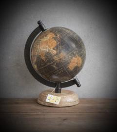 Wereld bol maat 12,5x14x22 (kleinste maat)