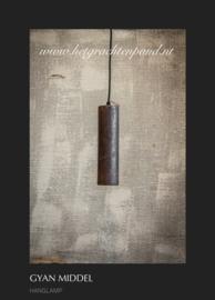 Hoffz hanglamp Gyan maat M 25x6,5 cm