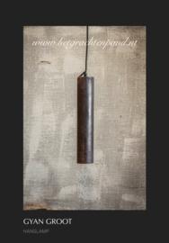 Hoffz hanglamp Gyan maat L 35 x 6,5 cm