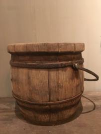 Oude chinese emmer bescikbare emmer foto 2,3 (zonder deksel)