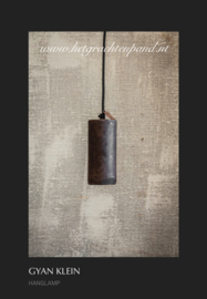 Hoffz hanglamp Gyan maat S 15x6,5 cm