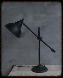 bureaulamp 20,5 x 20,5 x 78 cm recht