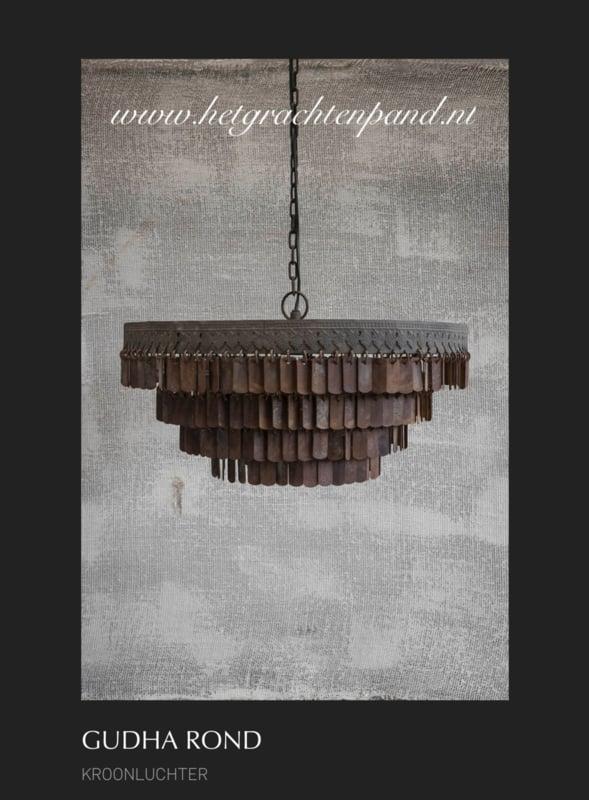 Hoffz hanglamp rond Gudha 45 doorsnede x 25