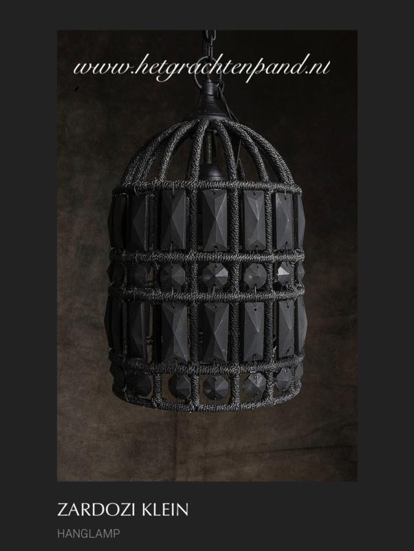 Hoffz hanglamp Zardosi maat  29x20 kleine maat