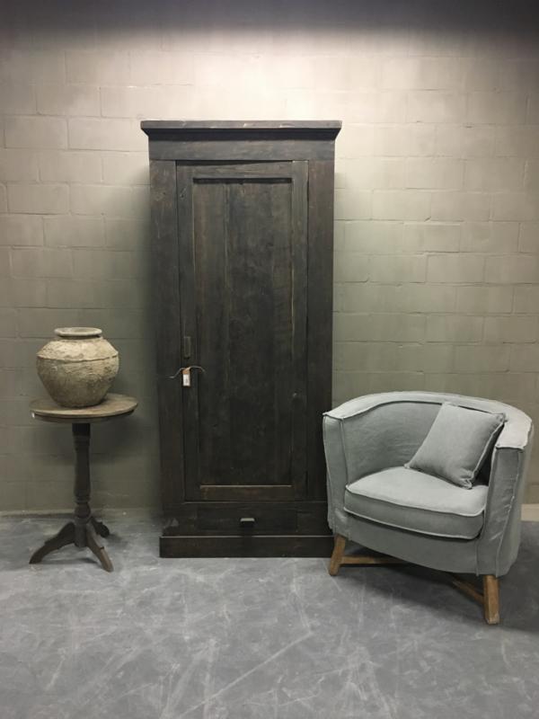 Aura Peeperkorn Hoge 1 deurskast met lade 210x90x50