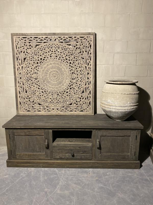 Tv Kast Antiek Art.Tv Kast Vermeer 180 Cm Jan Interieur Kasten Het Grachtenpand