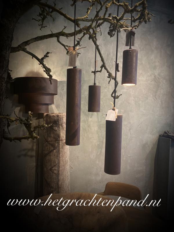 Hoffz hanglamp Gyan maat L 35 x 6,5 cm verw leverdatum febr 2020