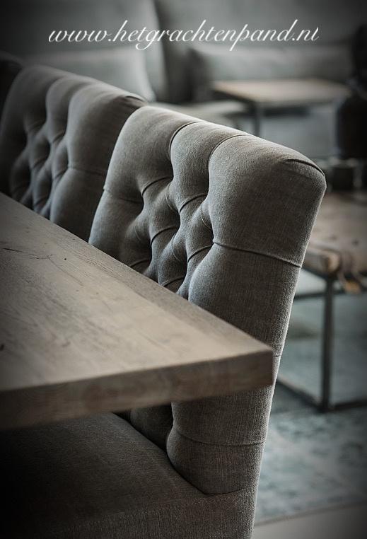 Comfortabele Eetkamer Armstoelen.Olav Eetkamer Stoelen Het Grachtenpand Culemborg