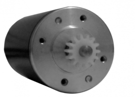 Elektromotor 12V DC; 25 W; 3350 omw/min