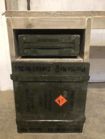 Bureau Mitch ARMY STYLE 125x60x80