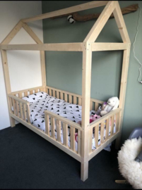 Kinderbedhuisje CABIN XL, 90 x 200 cm