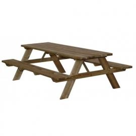 Tuinbanken en tafels