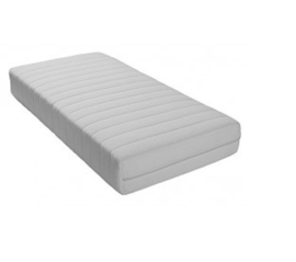Matras Fysio Pocket Comfort COOL 70 x 200 cm ( Dikte 20 cm, Pocket/Koudschuim )