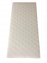 Peutermatras Bonnelvering 70 x 140 cm