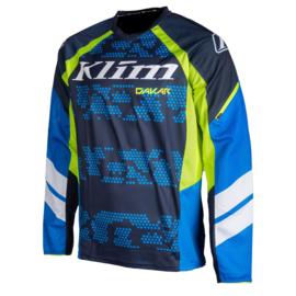 Dakar Jersey - Kleur: Kinetik Blue - Maat: XL (2020)