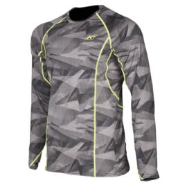 Aggressor Shirt 1.0  - Maat: M - Kleur: Grijs Camo (2019)