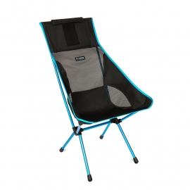 Sunset Chair - Zwart/Blauw