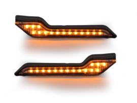 LED Knipperlicht- Amberkleurig