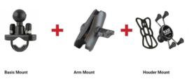 RAM - X-Grip set - Fiets