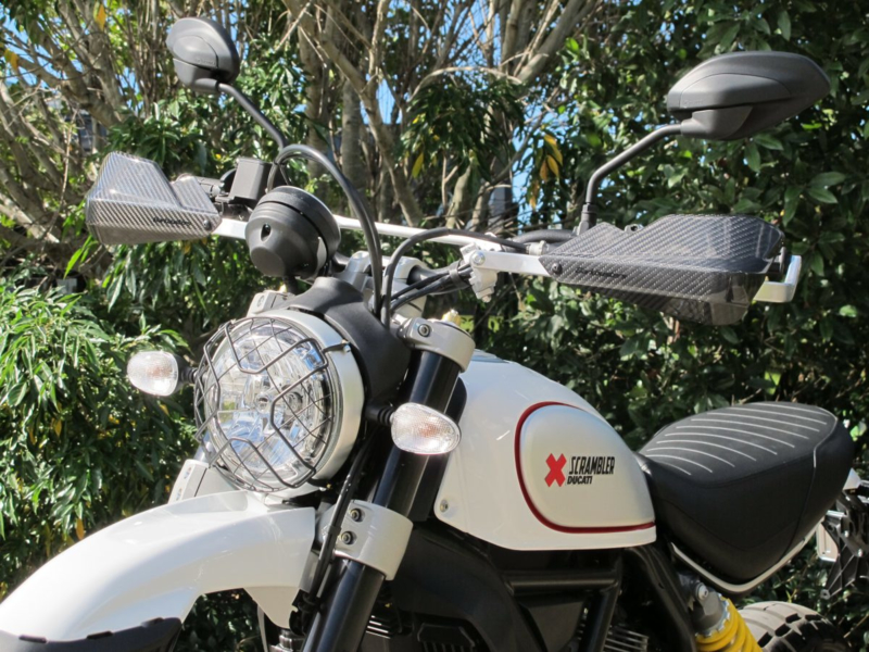 Beschermbeugelset - 2-punts (Ducati Scrambler div. modellen) (BHG-067)