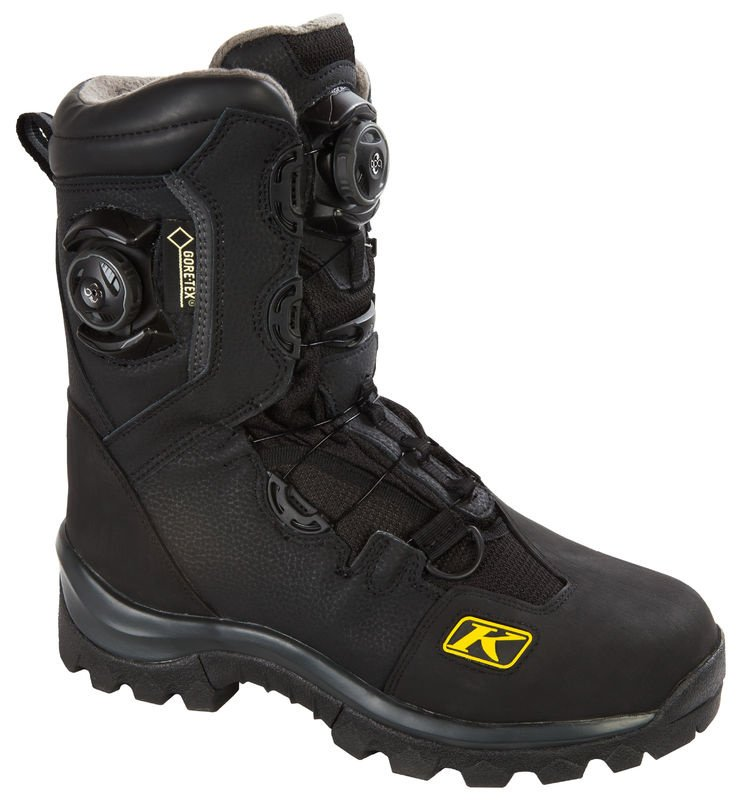 GTX Boot - Zwart - maat 10