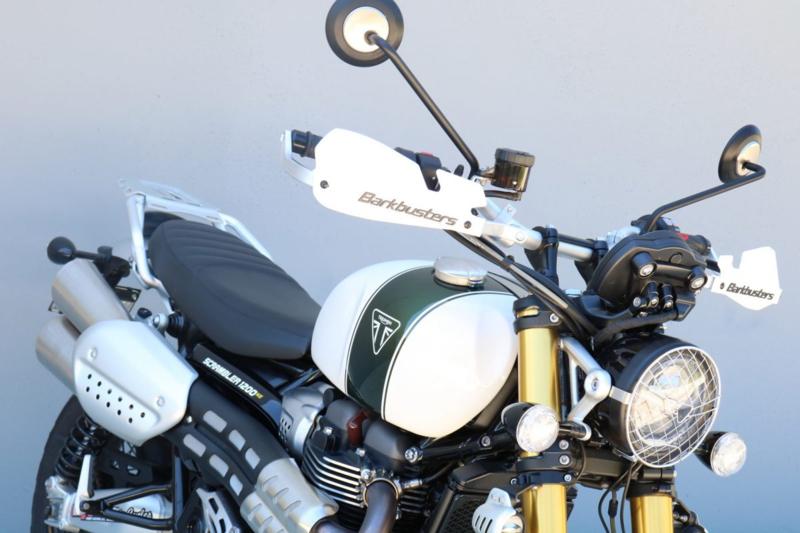 Beschermbeugelset - 2-punts (Triumph Tiger Scrambler 1200 XC en 1200XE) (BHG-080)
