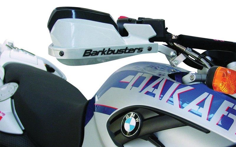 Beschermbeugelset - 2-punts (BMW F650 GS eencilinder Funduro en Dakar) (BHG-010)