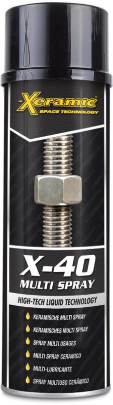 Xeramic  X-40 Multispray (500 ml)