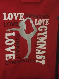 gymnast(ics)