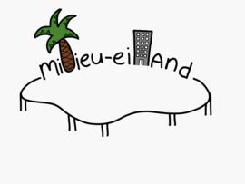 custom t-shirt WP milieu eiland