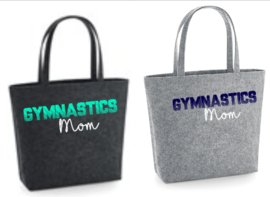 gymnastics mom tas