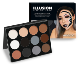 Illusion Palette by Mimi Choi