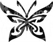 Vlinder puntig