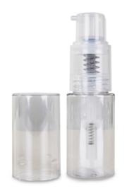 Glittersprayflesje - 35 ml - leeg