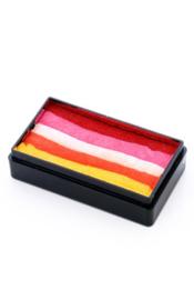 PXP Onestroke Block rood|roze|wit|oranje|geel