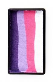PXP Onestroke Block paars|lavendel|roze|wit
