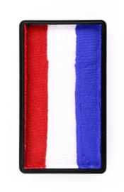 PXP Onestroke Block rood|wit|blauw