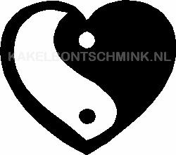 Hart yin yang