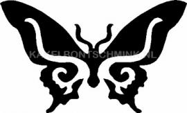 Vlinder lus
