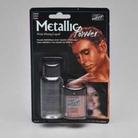Metallic Powder met Mixing Liquid - Copper